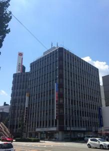 熊本オフィス外観②(2017.8)